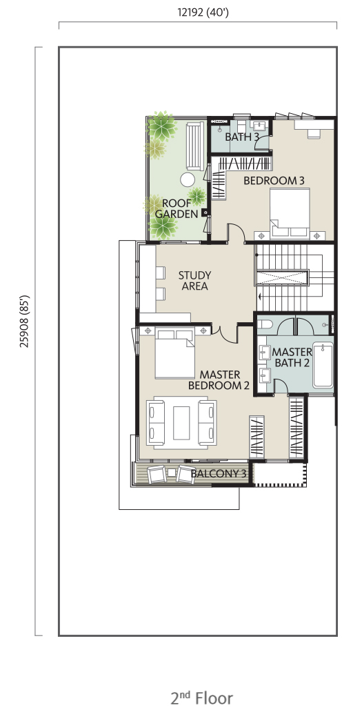 Alamaia homes for Iowa home builders floor plans